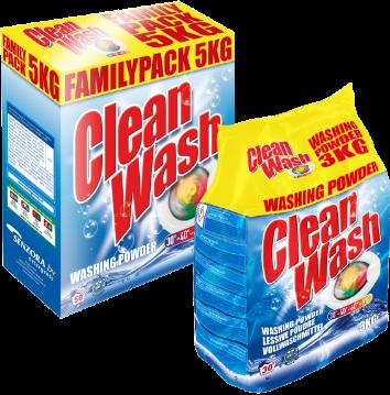 waspoeder Clean Wash