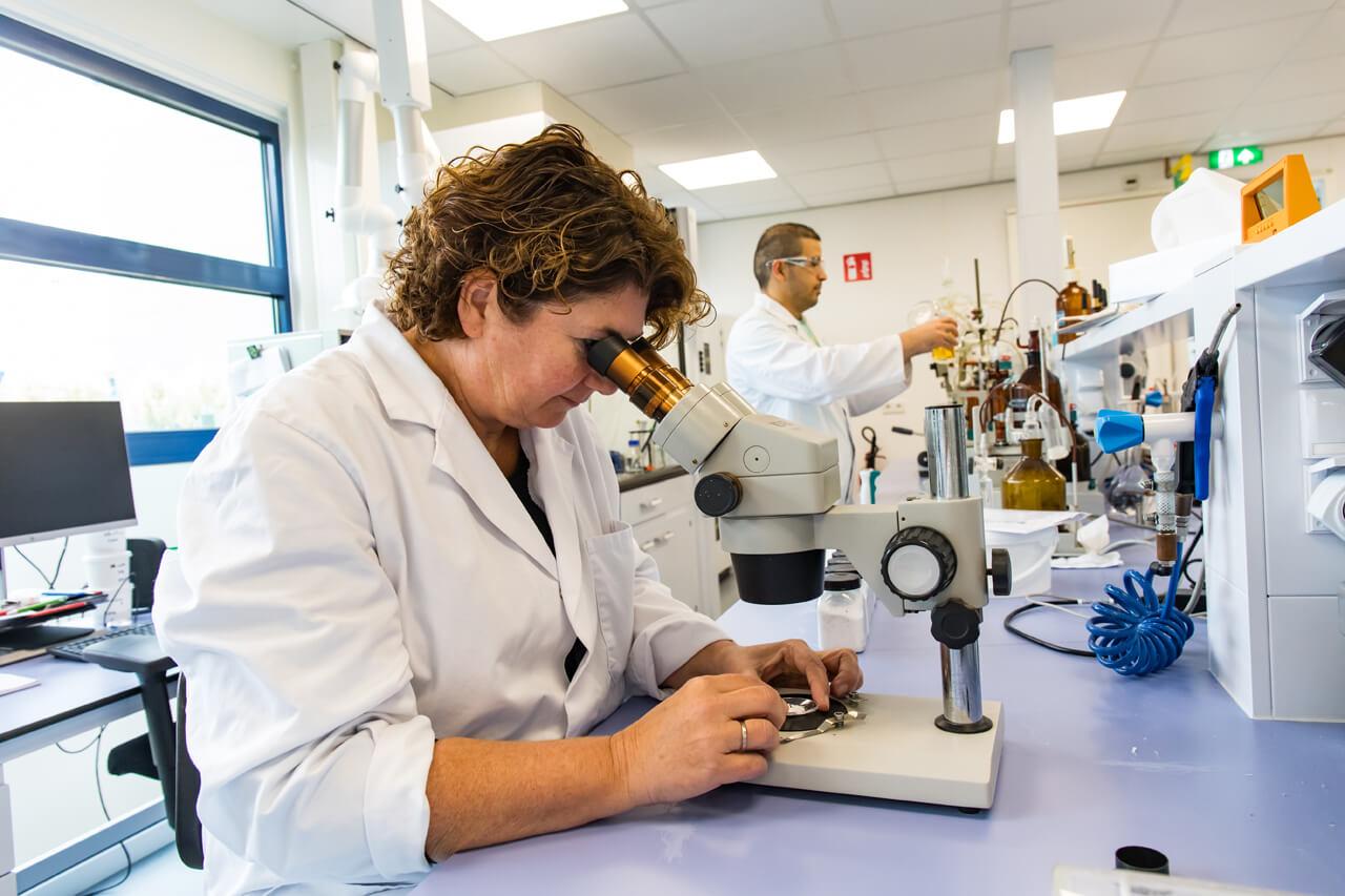 Microscoop Laboratorium