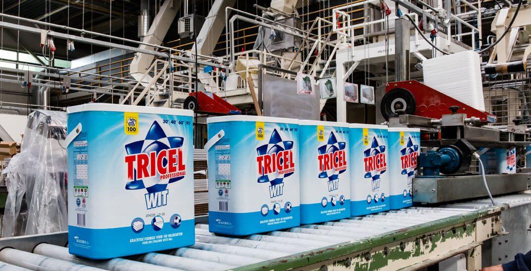 Tricel productie