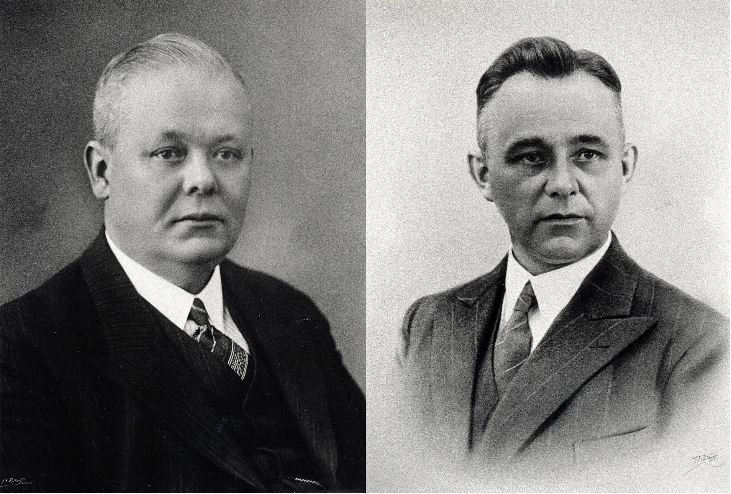 Jan en Hein Schoemaker